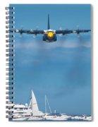 Fat Albert Spiral Notebook