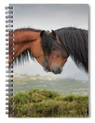 Father And Son Spiral Notebook