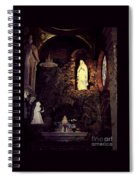 Father Bakers Refuge Spiral Notebook