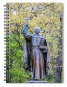 Father Marquette Spiral Notebook