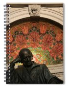 Father Of Homeopathy Spiral Notebook