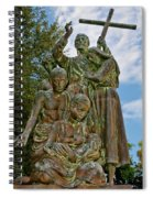 Father Pedro Camps Spiral Notebook