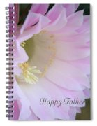 Fathers Day Cactus Spiral Notebook