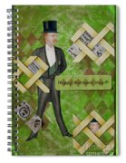 Fathers Day Spiral Notebook
