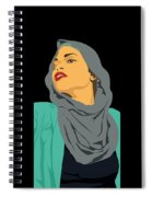 Fatima Spiral Notebook
