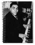Fats Waller, American Composer Spiral Notebook