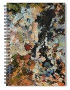 Faun's Spring Spiral Notebook