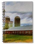 Fay Farm Spiral Notebook