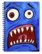 Fear-potentiated Startle Spiral Notebook