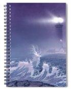 Fearless - Psalm 27 Spiral Notebook
