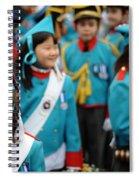 Feast Of Burden Spiral Notebook