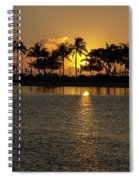 Feather Dusters Spiral Notebook