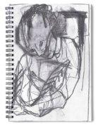 Feather Writer Spiral Notebook