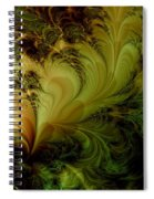 Feathery Fantasy Spiral Notebook