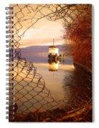 February 13 2010 Spiral Notebook