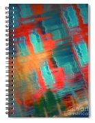 February 15 2010 Spiral Notebook
