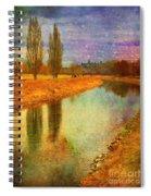 February 3 2010 Spiral Notebook