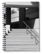Federal Stairs Spiral Notebook