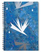 Feeding Frenzy Spiral Notebook