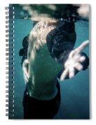 Feel II Spiral Notebook