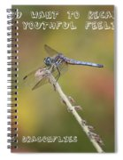 Feel Young Again Spiral Notebook