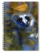 Feeling Froggy Spiral Notebook
