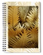 Feeling Nature Spiral Notebook