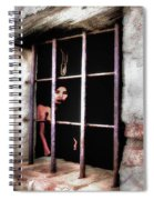 Feeling Trapped Spiral Notebook