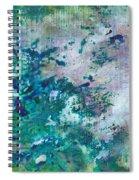 Feet In The Grass Spiral Notebook