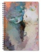 Feline Love Spiral Notebook