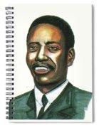 Felix Roland Moumie Spiral Notebook
