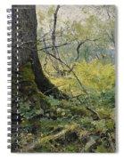 Fell Plants Spiral Notebook