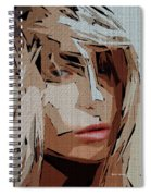 Female Expressions Xx Spiral Notebook