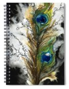 Female Spiral Notebook