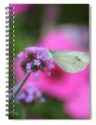 Feminine Side Of Nature Spiral Notebook