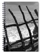 Fence Spiral Notebook