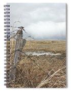 Fencepost Spiral Notebook
