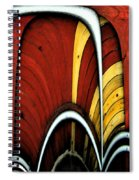 Fences Spiral Notebook