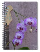 Fender Still Life Spiral Notebook