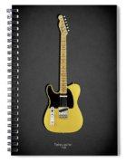 Fender Telecaster 52 Spiral Notebook