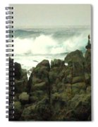 Feng Shui On The Monterey Peninsula Spiral Notebook