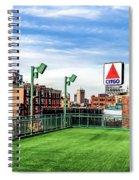 Fenway Citgo  Spiral Notebook