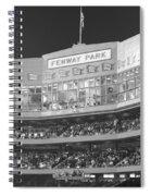 Fenway Park Spiral Notebook