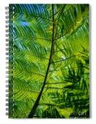 Fern Detail Spiral Notebook