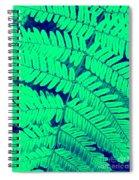 Fern Duotone 03 Spiral Notebook