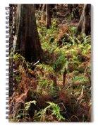Fern Forest Floor Spiral Notebook