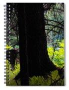 Fern Forest Spiral Notebook