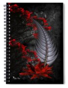 Silver Fern  Spiral Notebook