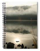 Fernan Fog Spiral Notebook