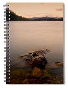 Fernan Nightfall Spiral Notebook